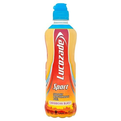 Lucozade Sport Carribean Blast 500ml x 12 PM