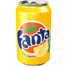 Fanta Lemon 330ml PM