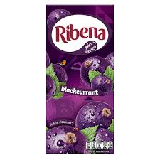 Ribena Blackcurrant CTN 1Lit x 12 PM