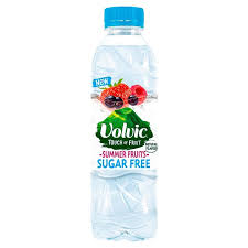 Volvic TOF Summer Fruits Sugar Free 12 x 500ml