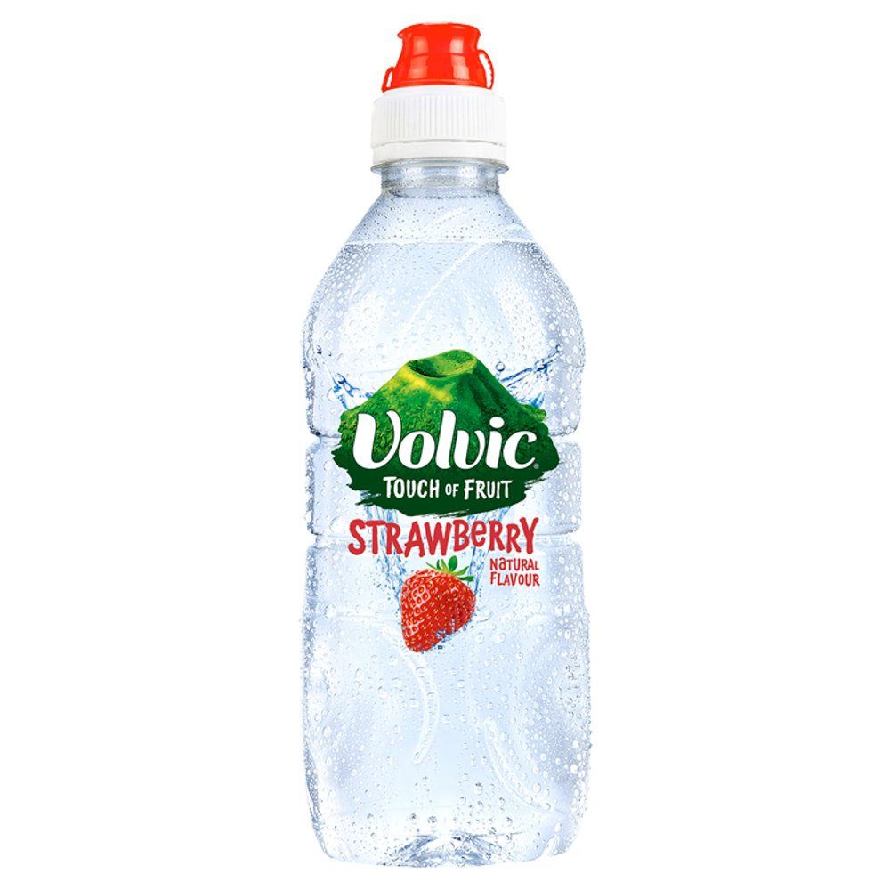 Volvic TOF  Strawberry 750ml x 6
