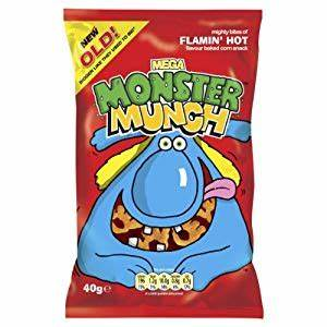 Monster Munch Std PM Flamin Hot