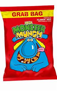 Walkers Monster Munch PM