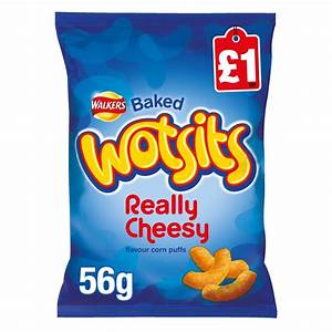 Walkers Wotsits £1.00 PM