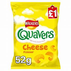 Walkers Quavers £1.00 PM