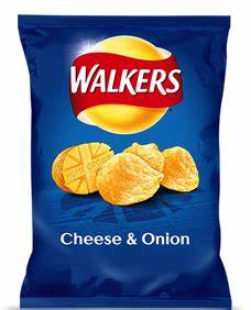 Walkers Cheese & onion Std PM