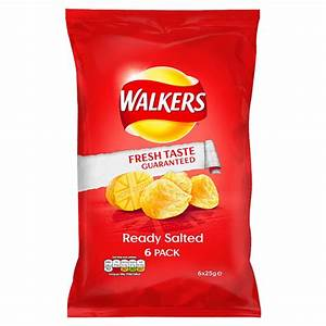 Walkers Ready Salted £1.00 PM