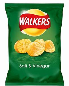 Walkers Salt & Vinegar £1.00 PM