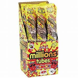 Millions Tubes Cola