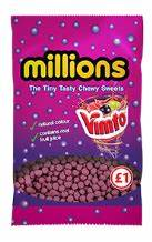 Millions Bags £1.00 Bags Vimto