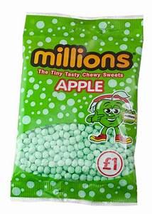 Millions £1.00 Bags Apple