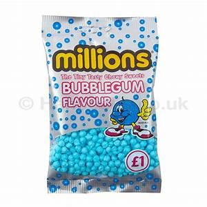 Millions £1.00 Bags Sour Bubblegum