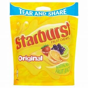Starburst Original £1.00 Bags