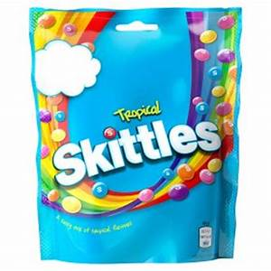 Skittles Tropical £1.00 bags