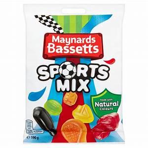 Maynards Bassetts Sports Mix £1.00 bags