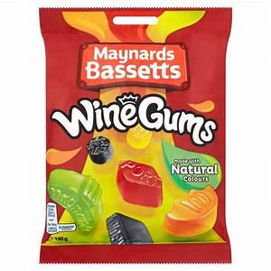 Maynards Bassetts Wine Gums £1.00 bags