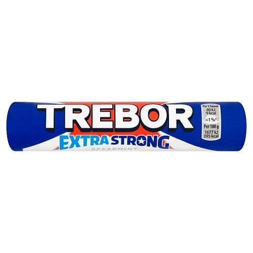 Trebor Extra Strong Mints Spearmint