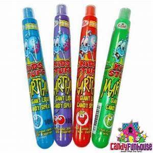 Kids Stuff Martian Candy Spray