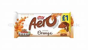 Aero Orange £1.00 Block