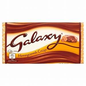 Galaxy Honeycomb Crisp £1.00 Block