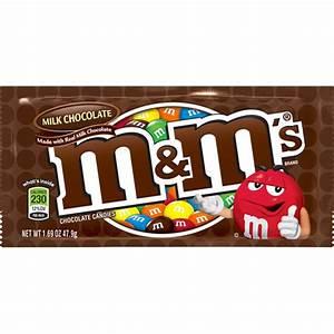 M & M's Chocolate Std