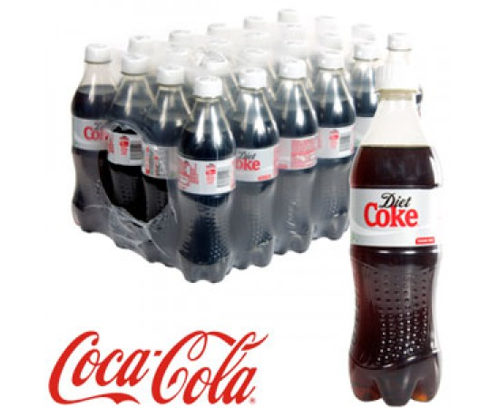 Diet Coca Cola 500ml x 24 PM GB