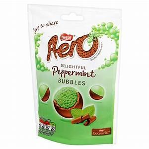 Aero Peppermint bubbles £1.00 bags