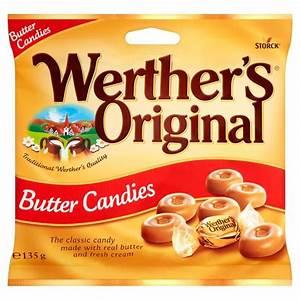 werther's originals Butter Candies