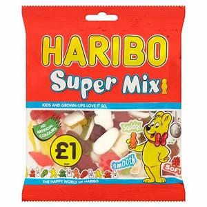 Haribo super mix £1.00