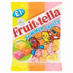 fruittella summer fruits £1.00