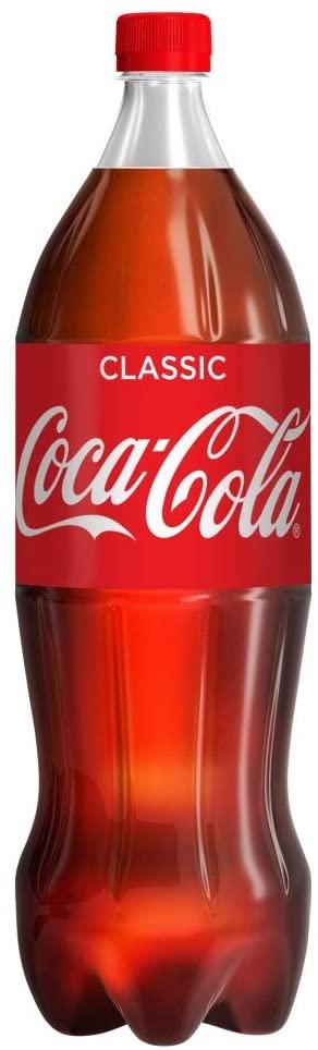 Coca cola 1.75l x 6  (F)